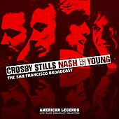 Crosby Stills Nash and Young by Crosby, Stills, Nash and Young