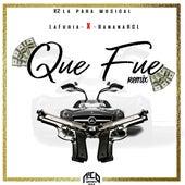 Que Fue - Remix by La Banana RCL