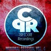 Minimal Session, Vol. 4 van Various