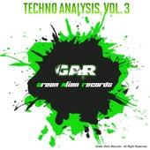 Techno Analysis, Vol. 3 von Various