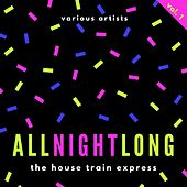 All Night Long (The House Train Express), Vol. 1 von Various Artists