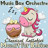 Mozart for Babies Classical Lullabies de The Musicbox Orchestra
