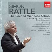 Simon Rattle Edition: The Second Viennese School by Sir Simon Rattle
