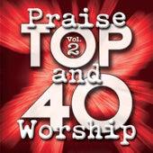 Top 40 Praise And Worship Vol. 2 by Marantha Praise!