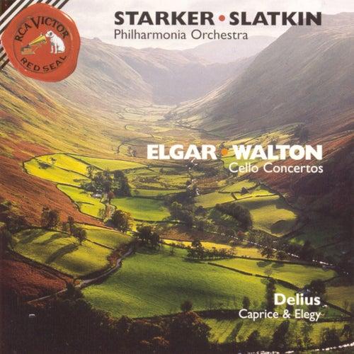 Elgar/Walton: Cello Concertos; Delius: Caprice and Elegy by Various Artists