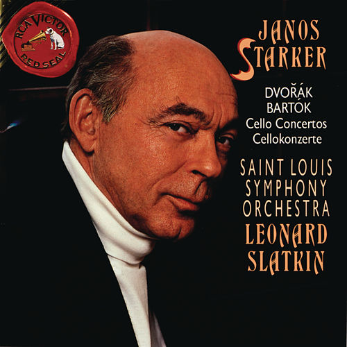 Dvorák/Bartók: Cello Concertos by Janos Starker