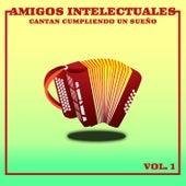 Amigos Intelectuales Cantan Cumpliendo un Sueño, Vol. 1 de German Garcia