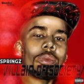 Villain of Society by Springz