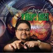 The Legend Continues…La Continuacion by Jimmy Gonzalez y el Grupo Mazz