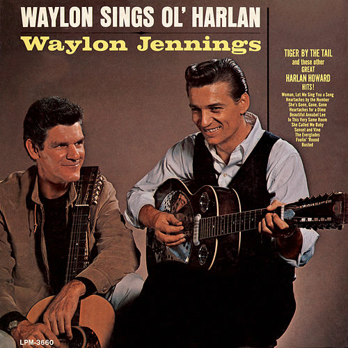 Waylon Sings Ol' Harlan by Waylon Jennings