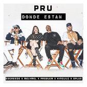 Donde Están (feat. 03 Greedo, Problem & Oplus) de Pru