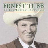 Retrospective (Volume 2) de Ernest Tubb