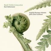 J.S. Bach: Concertos de Kati Debretzeni