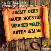 Great Stars of Country and Western von Various