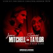 Joni Mitchell and James Taylor de Joni Mitchell And James Taylor