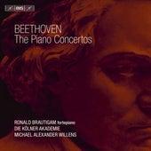 Beethoven: Piano Concertos di Ronald Brautigam