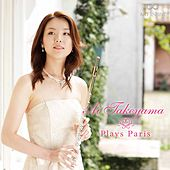 Debussy, Poulenc & Others: Works for Flute de Ai Takeyama