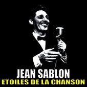 Etoiles de la Chanson, Jean Sablon von Jean Sablon