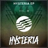 Hysteria EP Vol. 8 von Various Artists