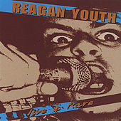 Live & Rare von Reagan Youth