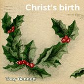 Christ's birth de Tony Bennett