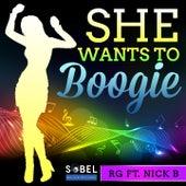 She Wants to Boogie von R G