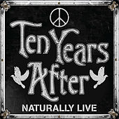 Naturally Live by Ten Years After