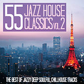 55 Jazz House Classics, Vol. 2 de Various Artists