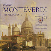 Monteverdi: Vespers of the Blessed Virgin & Magnificat von Apollo's Fire