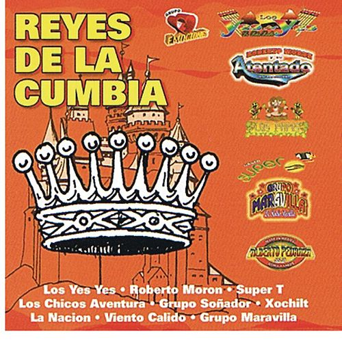 Reyes De La Cumbia by Various Artists