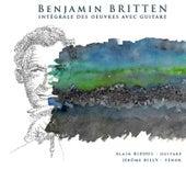 Britten: Works for Voice & Guitar de Jérôme Billy