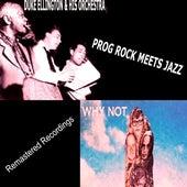Prog Rock Meets Jazz de Various Artists