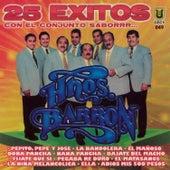 25 Exitos Con el Conjunto Saborrr... de Los Hermanos Barrón