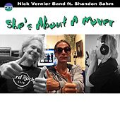 She's About a Mover (feat. Shandon Sahm) by Nick Vernier Band