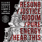 Reson8 / Justice Riddim / Pure Energy / Hear This + Remixes de Various Artists