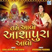 Tame Aavo Aashapura Aavo de Anuradha Paudwal