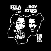 Africa Centre of the World de Fela Kuti