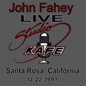 John Fahey LIVE at Studio KAFE by John Fahey