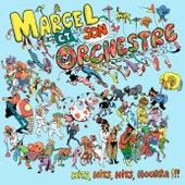 Hits, hits, hits, hourra ! ! ! von Marcel et son Orchestre