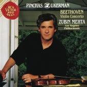 Beethoven: Violin Concerto Op. 61 & Violin Sonata No. 10 von Pinchas Zukerman