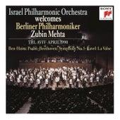 Ben-Haim: Psalm - Beethoven: Symphony No. 5 - Ravel: La Valse di Zubin Mehta