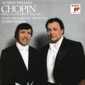 Chopin: Piano Concerto Nos. 1 & 2 von Zubin Mehta