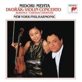 Dvorák: Violin Concerto & Romance & Carnival Overture di Midori