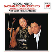 Dvorák: Violin Concerto & Romance & Carnival Overture by Midori