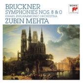 Bruckner: Symphonies No. 8 & 0 di Zubin Mehta