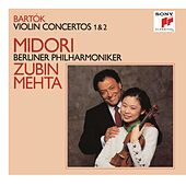 Bartók: Violin Concertos Nos. 1 & 2 by Midori