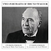 Two Portraits of Bruno Walter de Bruno Walter
