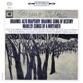 Brahms: Alto Rhapsody & Schicksalslied - Mahler: Lieder eines fahrenden Gesellen (Remastered) de Bruno Walter