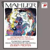 Mahler: Symphonies No. 3 & No. 10 di Zubin Mehta