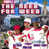 The Need For Weed de Various Artists